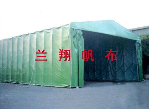 了解各个帐篷部件的名称和使用方法